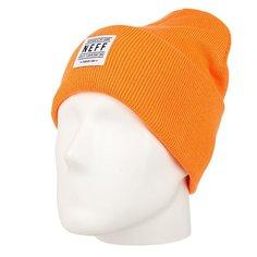 Шапка Neff Lawrence Beanie Orange