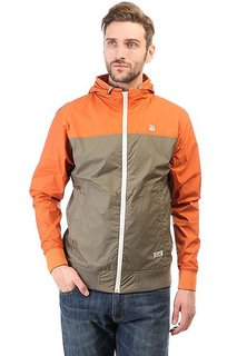 Ветровка Globe Guildford Jacket Orange