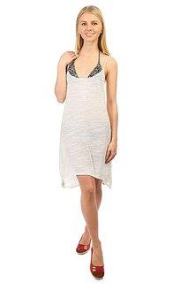 Платье женское Insight Midi Stripe Dress Dusted