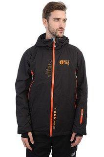 Куртка утепленная Picture Organic Open Black