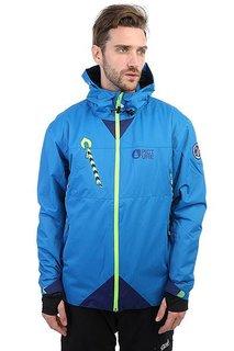 Куртка утепленная Picture Organic Contrast Blue