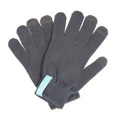 Перчатки TrueSpin Touch Gloves Dark Grey