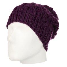 Шапка носок женская Element Margaret Beanie Purple Haze