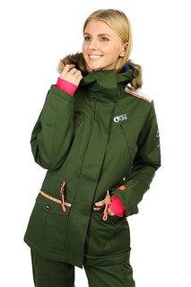 Куртка утепленная женская Picture Organic Apply Khaki