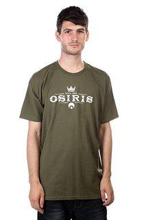 Футболка Osiris Tee Army
