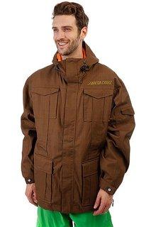 Куртка утепленная Santa Cruz Sc 08/09 Dodge Brown