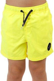 Шорты пляжные детские Quiksilver Everydaysolvy13 Safety Yellow