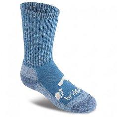 Носки средние детские Bridgedale Woolfusion Trekker Storm Blue