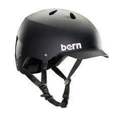 Шлем для скейтборда Bern Bike Eps Watts Matte Black