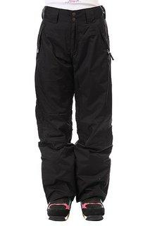 Штаны сноубордические женские Santa Cruz Sc Chute 10k Black