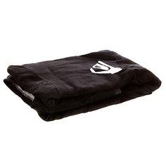 Полотенце Quiksilver Hoody Towel Black