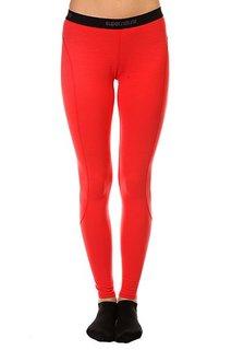 Термобелье (низ) женский Super Natural Base Tight 175 Red