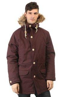 Куртка парка Запорожец Ditch Parka Dark Brown