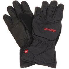 Перчатки сноубордические Marmot Chute Glove Real Black
