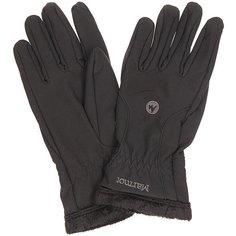 Перчатки сноубордические женские Marmot Fuzzy Wuzzy Glove Black