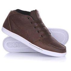 Кеды кроссовки высокие K1X Mtp Le CoffeeBean/Black