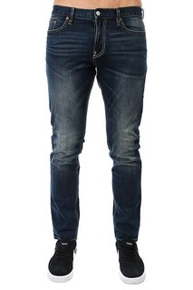 Джинсы узкие DC Washed Slim Jn Medium Stone