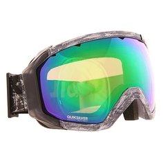 Маска для сноуборда Quiksilver Q2 Grey/Black