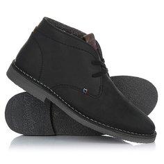 Ботинки высокие Wrangler Churlish C.h. Fur Black