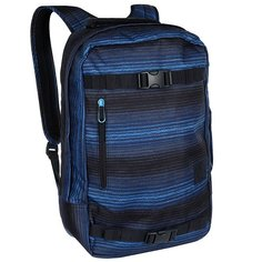 Рюкзак спортивный Nixon Del Mar Backpack Blue Multi