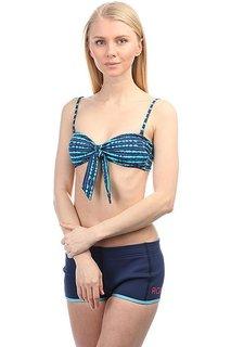 Бюстгальтер женский Roxy Pop Swim Bandea J Olmeque Stripe Combo