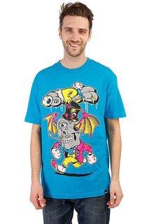 Футболка Osiris Wing Rat Turquoise