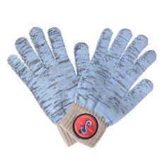 Перчатки TrueSpin Medusa Touchgloves Light Blue