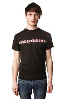 Футболка Independent Bar/Cross Black