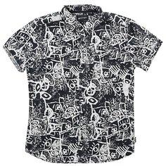 Рубашка детская Quiksilver Hypnosisshirtyo Black Hypnosis
