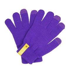 Перчатки TrueSpin Touch Gloves Purple