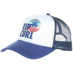 Бейсболка с сеткой женская Rip Curl Surf Trucker Blue