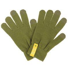 Перчатки TrueSpin Touchgloves Olive