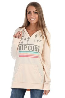 Толстовка кенгуру женская Rip Curl Sun And Surf Hooded Fleece Shell