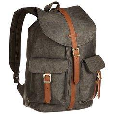 Рюкзак туристический Herschel Dawson Canteen Crosshatch/Tan Synthetic Leather
