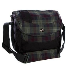 Сумка женская Dakine Brooke Messenger Bag Tartan