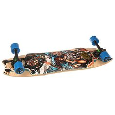 Лонгборд Landyachtz Hollow Tech Wolf Shark Assorted 10 x 35.5 (90 см)
