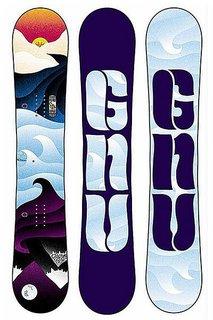 Сноуборд GNU Сноуборд Gnu L. Choice Ass C2 Ast