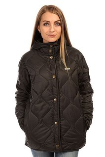 Куртка женская Billabong Ezia Off Black