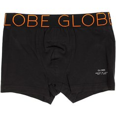 Трусы Globe Lindros 2 Pack Jersey Brief Black