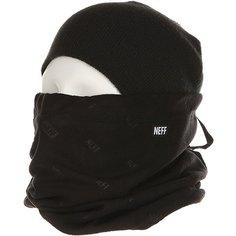 Шарф труба Neff Shield Gaiter Black