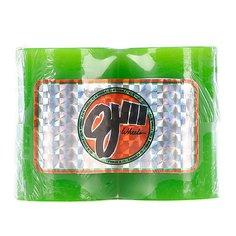 Колеса для скейтборда для лонгборда OJ III Hot Juice Mini Hot Juice Green 78a 55 mm