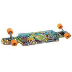 Лонгборд Dusters S6 Kraken Drop-through Longboard Multi 9.5 x 38.5 (97.8 см)