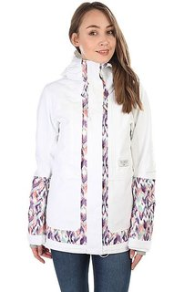 Куртка утепленная женская Billabong Koko Bright White
