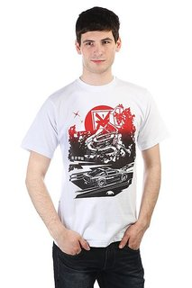 Футболка Anteater Car White