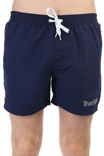 Шорты пляжные TrueSpin Basics Swim Shorts Navy