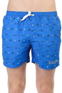 Шорты пляжные TrueSpin Underwater Shorts Navy