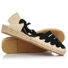 Сандалии женские Soludos Laced Demi Wedge Natural
