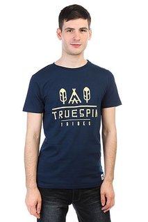 Футболка TrueSpin #8 Navy