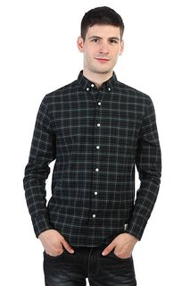 Рубашка в клетку Penfield Hanover Check Shirt Navy