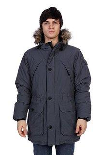 Куртка парка Penfield Hoosac Parka (faux Fur) Charcoal